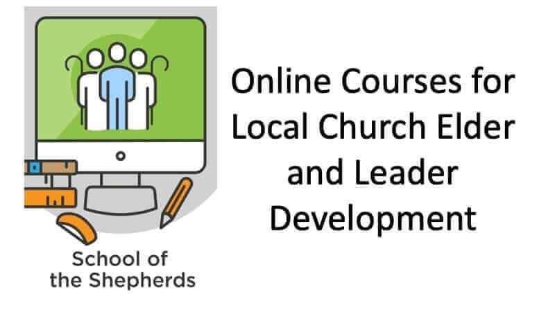 The School of the Shepherds (SOTS) online curriculum supplements local church elder and leader development, by providing the cognitive aspect of preparing to shepherd God's people. This will help train not only future elders but also leaders in various other roles in the local church; the principles apply broadly. Also, existing leaders can use this curriculum to fill in the gaps lacking in their own preparation.